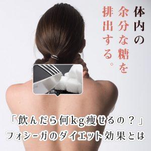 【効果・副作用検証】フォシーガをダイエット目的で使ったら何kg痩せるのか